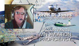Loren D. Jones Contact
