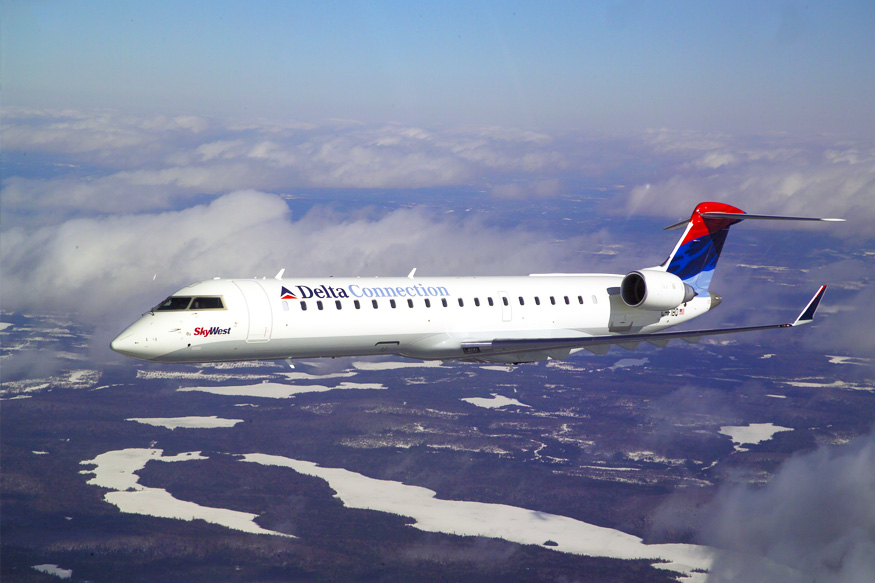 SkyWest CRJ700